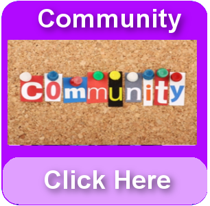 Community small button template