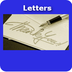 Letters small button template